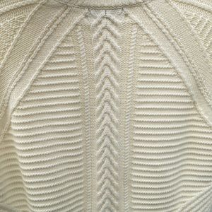 Banana Republic Sweaters - NWT Off white Banana republic cable knit sweater